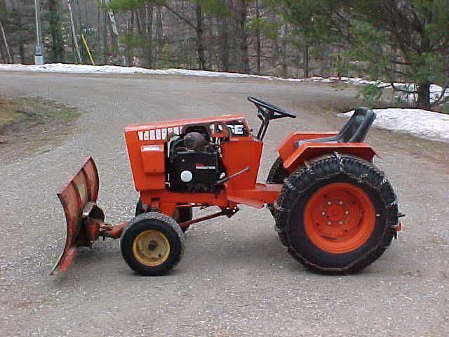 Case International Garden Tractors : Case mytractorforum the friendliest tractor