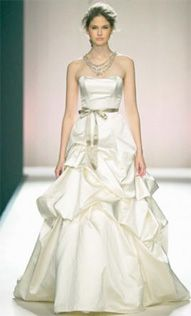 Which of These Designer Wedding Gowns Would You Like to Win? | PreOwned Wedding Dresses