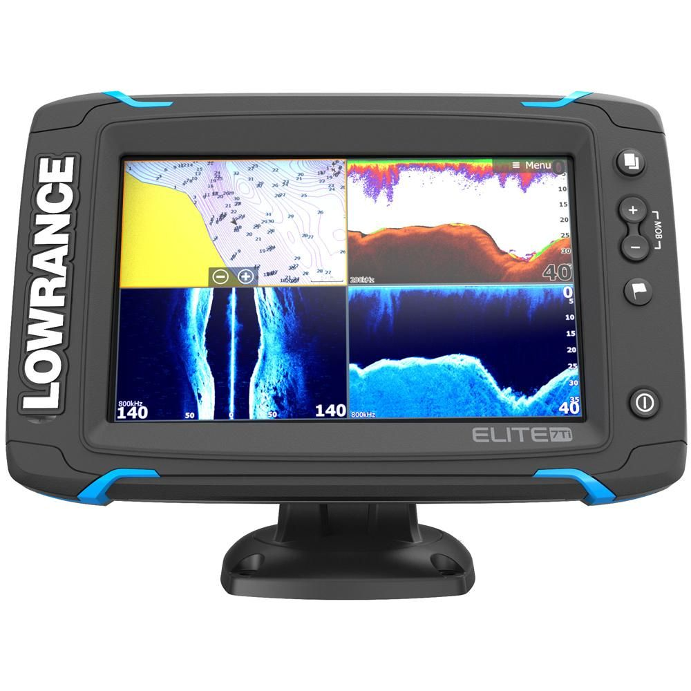 Lowrance Elite7 Ti Touch Combo No Transducer [00012416