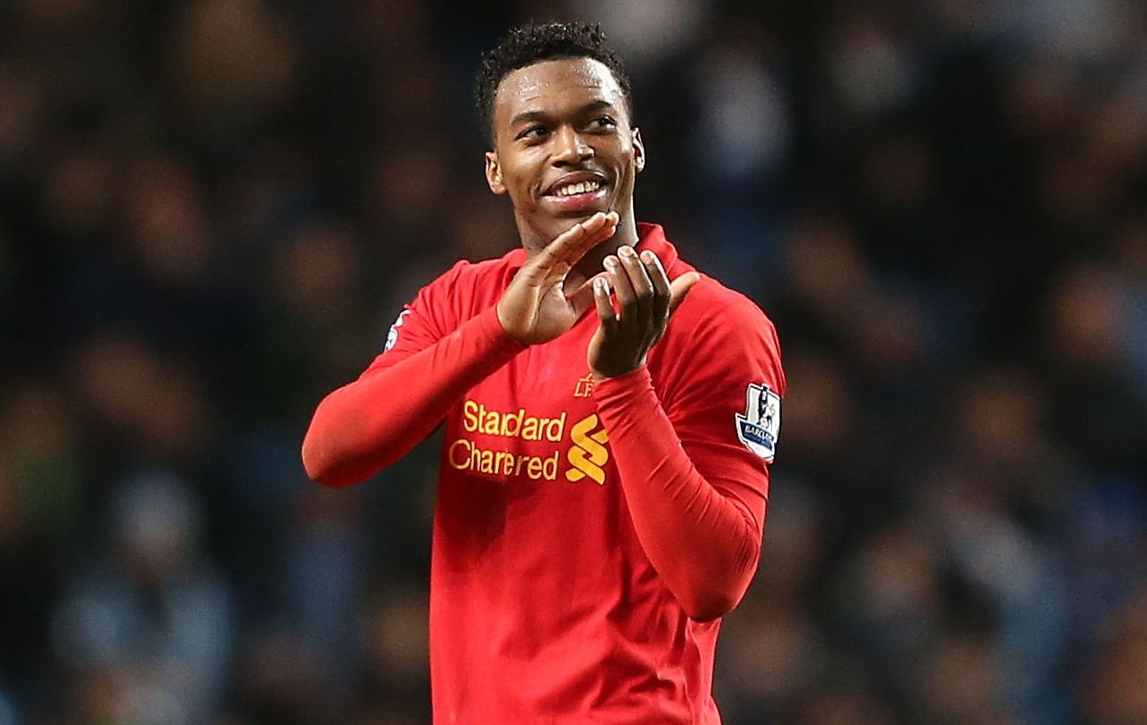 Daniel Sturridge High Definition Wallpaper