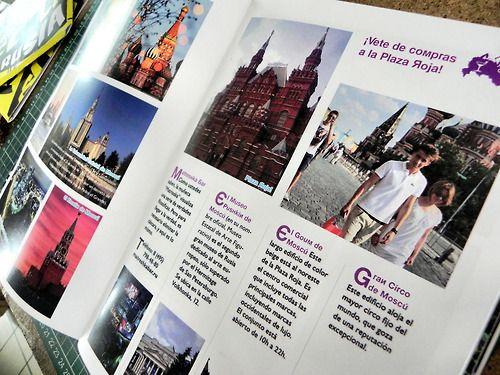 Editorial Design: Moscow