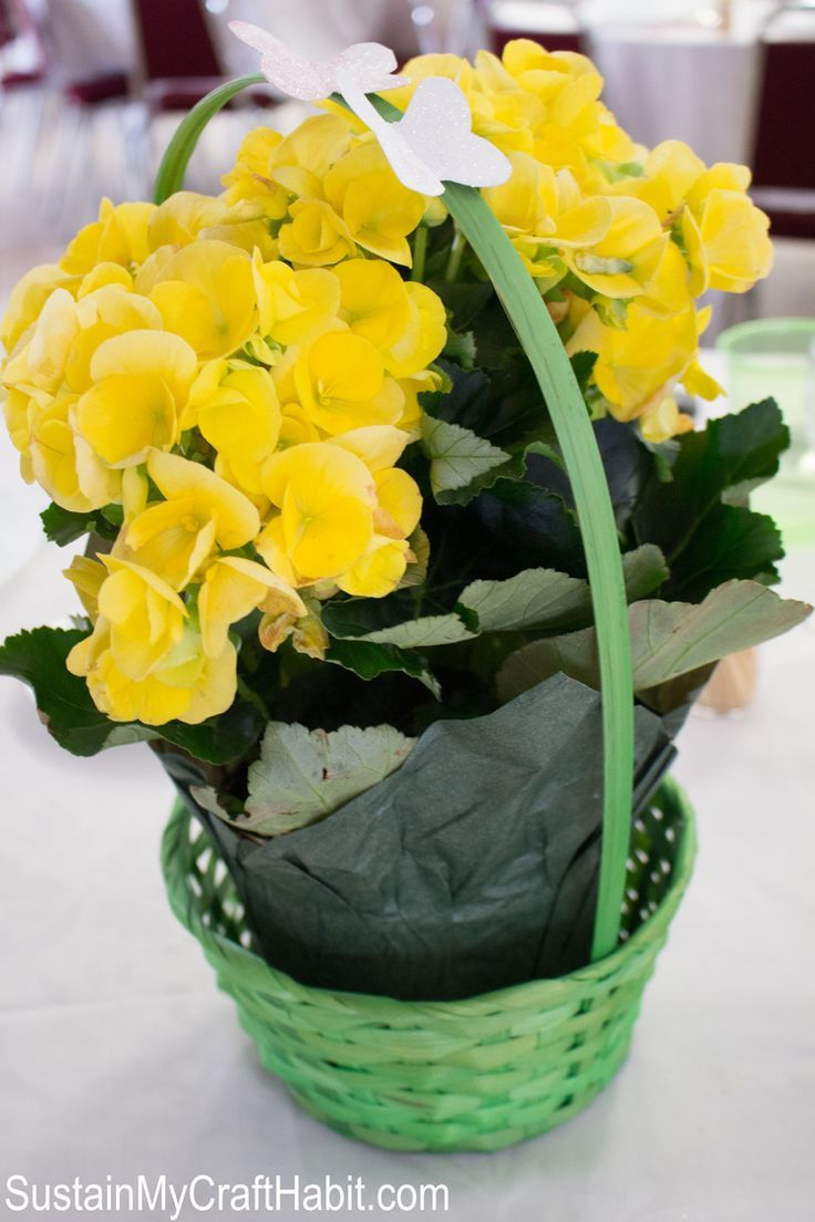 Six Simple Budget Friendly Spring Party Decor Ideas From Forsythia