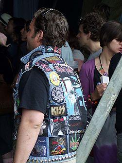 Make a Heavy Metal Battle Jacket