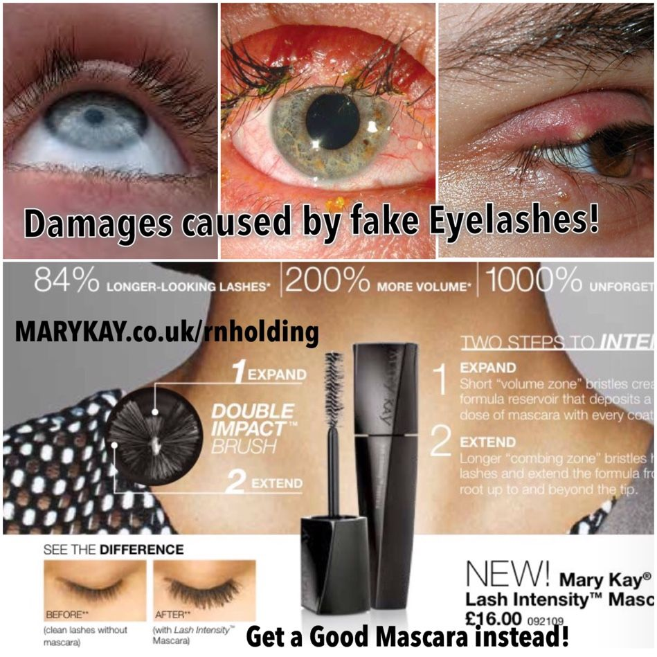 Instead Of Getting Lash Extensions That Could Cause Problems Tryget