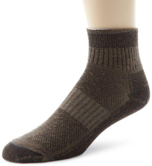 Amazon.com: Wrightsock Men's Merino Trl Quarter 3 Pack Socks: Clothing
