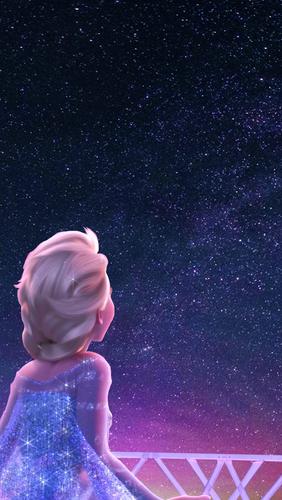 Frozen Photo: Elsa
