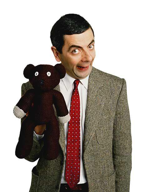 Rowan Atkinson As Mr. Bean