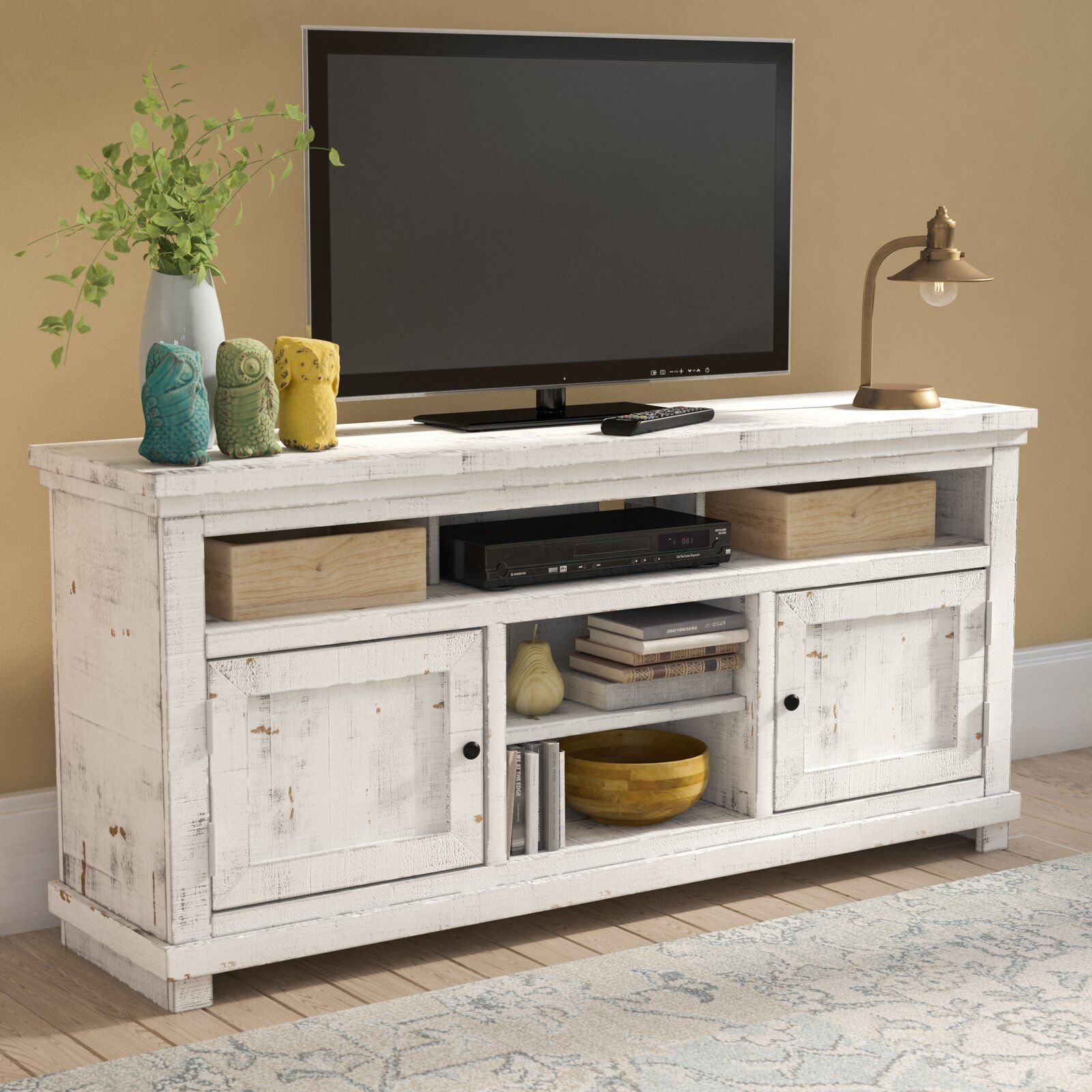 Pineland Tv Stand Furniture Entertainment Center Cool Tv Stands
