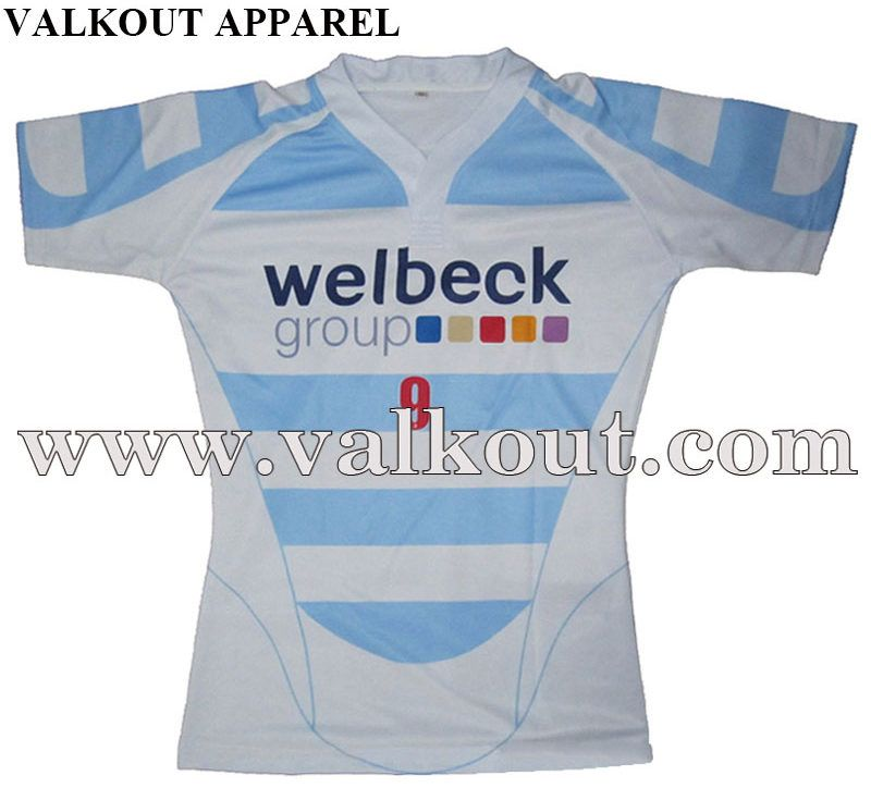 Design Your Own Rugby Shirt Kit With Dye Sublimation Printing Valkout Apparel Co Ltd Custom Sublimated Fishing Jerseys Rugby Shirt Sport Outfits Shirts