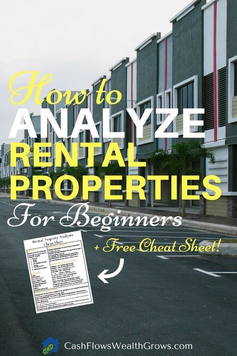 BeginnerS Guide To Real Estate Investing Terms And Formulas Free