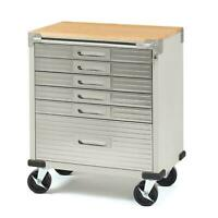 Rolling Cabinet 2 Door Heavy Duty Seville Classics Hd Dandle Office Garage Tools In 2020 Tool Storage Cabinets Lockable Storage Cabinet Storage Cabinet With Drawers