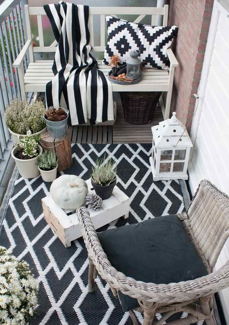die besten 25 outdoor teppich balkon ideen auf pinterest. Black Bedroom Furniture Sets. Home Design Ideas