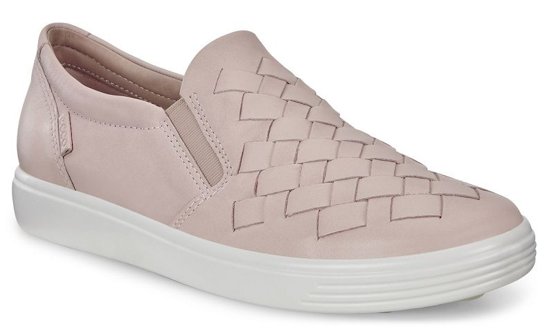 ECCO Ladies Soft 7 Woven in 2020