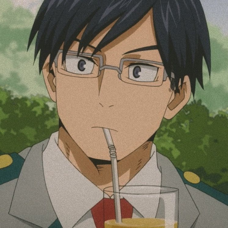 𝓽𝓮𝓷𝔂𝓪 𝓲𝓲𝓭𝓪🙅🏻♂️ in 2020 | Anime best friends, Iida, Aesthetic  anime