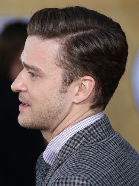 Magnificent Justin Timberlake Side View Mens Hairstyles I Like 2013 Short Hairstyles For Black Women Fulllsitofus