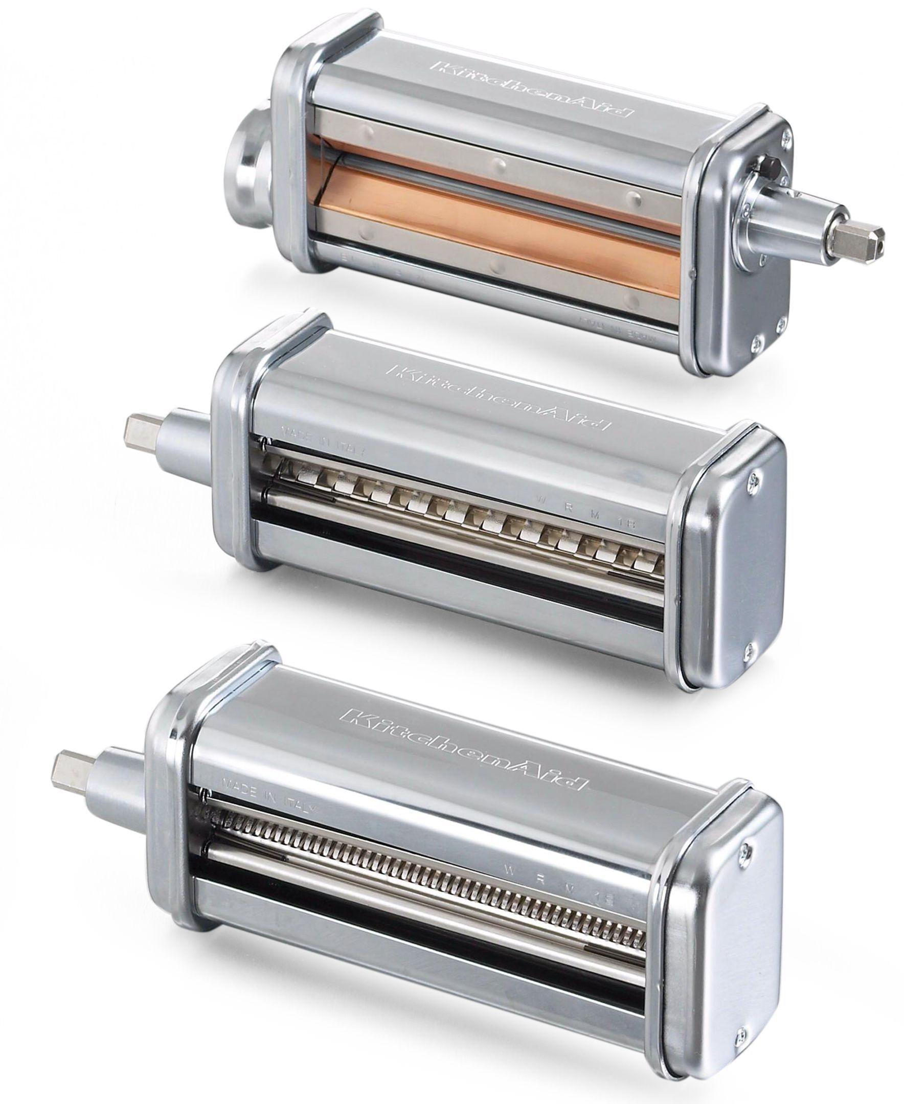 KitchenAid Kpra Pasta Roller Stand Mixer Attachment Set