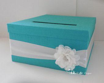 Wedding Gift Card Box Wedding Card Box Wedding Money Box