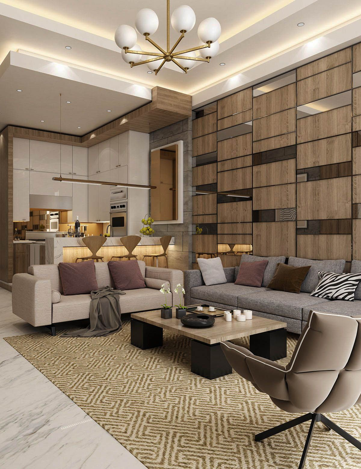 theaters throughout living room home design new | Gorgeous modern living room home theater tips for 2019 ...