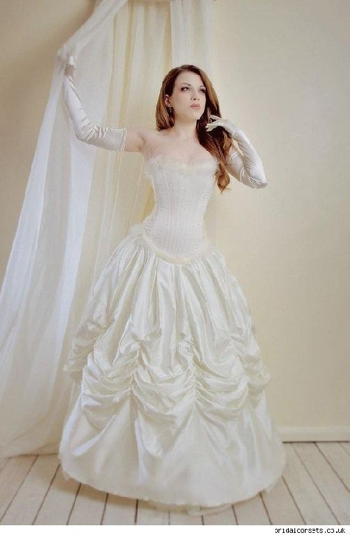 victorian age inspired prom dresses | Cincinnati Wedding | Pinterest
