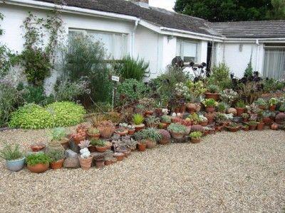 imagenes de jardines rusticos 2015 JARDINES Pinterest