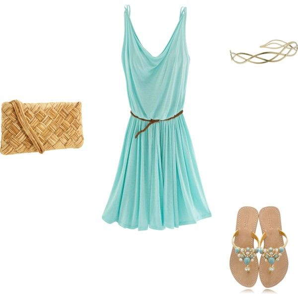 simple, created by sglmhc on Polyvore
