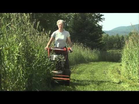 Dr Power Field And Brush Mower The Ultimate Mowing Test Youtube
