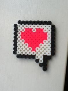 Tiny Perler Beads