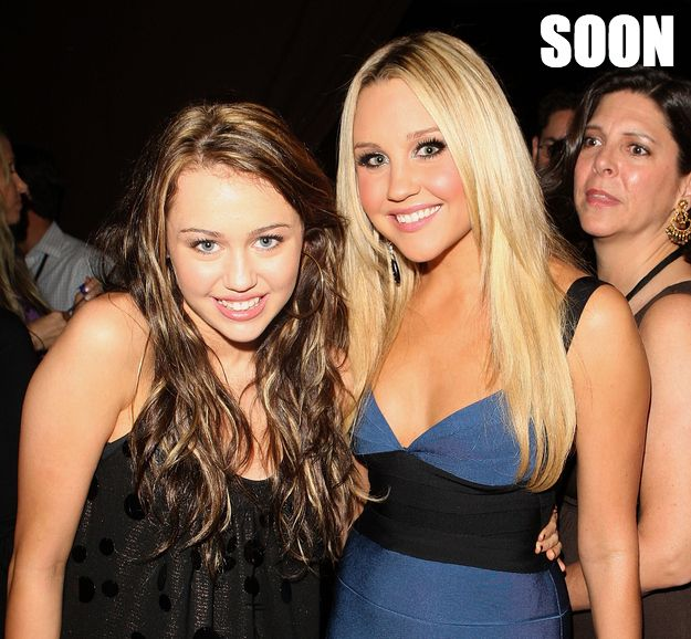 This Woman Saw The Future Of Miley Cyrus And Amanda Bynes Way