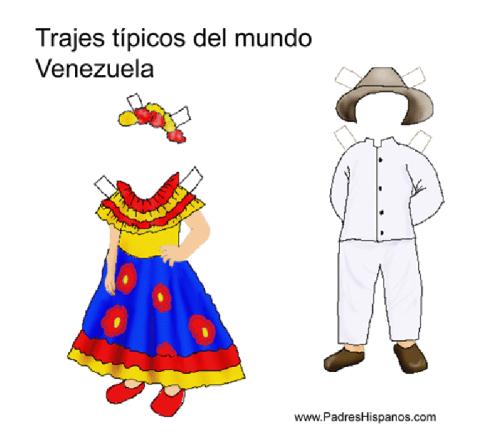 Venezuela 1500 Free Paper Dolls At Arielle Gabriels The