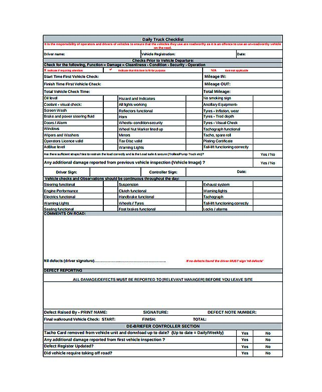 free daily checklist template and its purposes daily checklist template provides an easy and