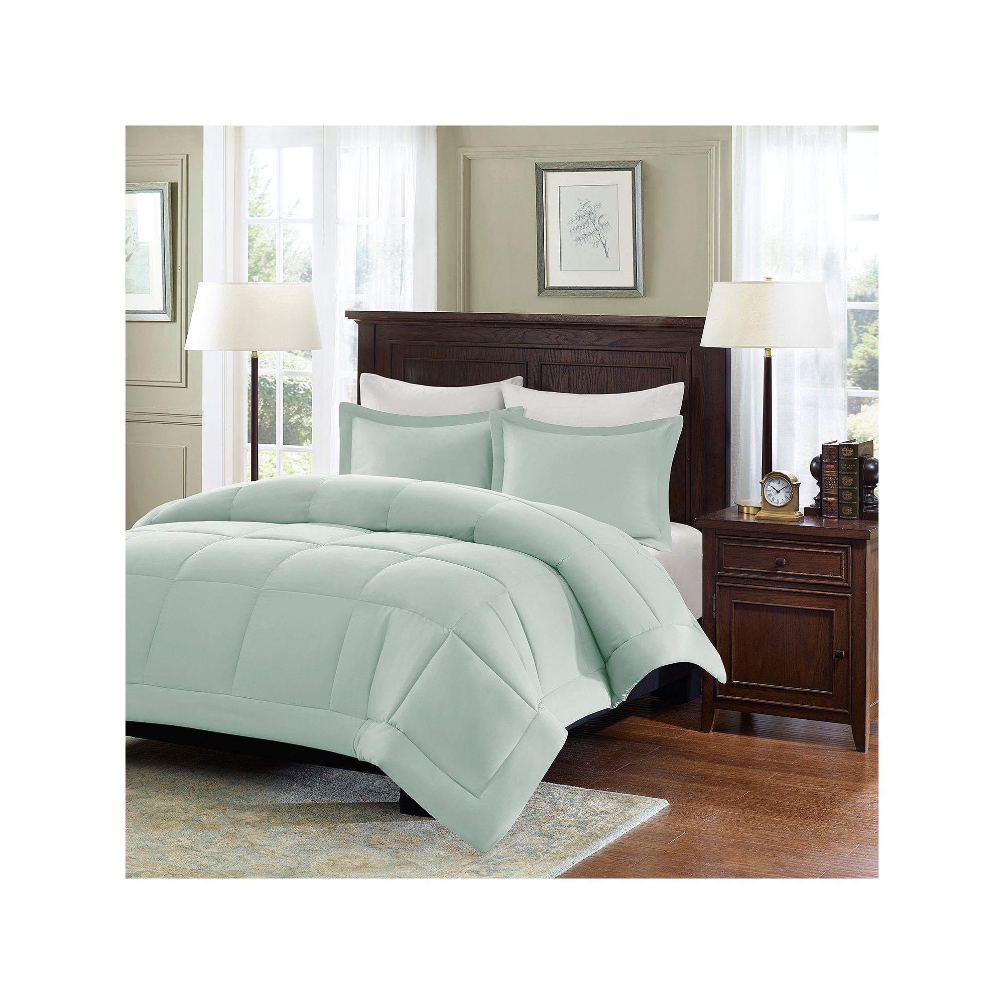 Madison Park Apartments California: Madison Park Sarasota Microcell Down-Alternative Comforter