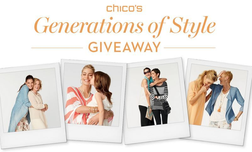 Win a $2500 Chico's Shopping Spree for 2! • Canadian Savers