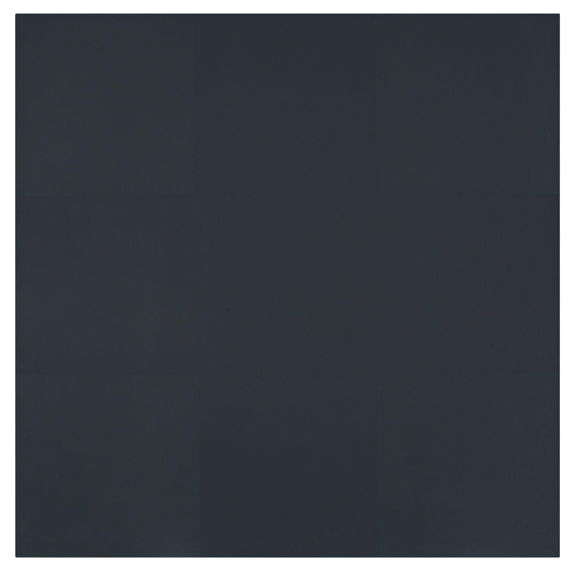 "Ad Reinhardt ""Painting No. 5"" 1962"