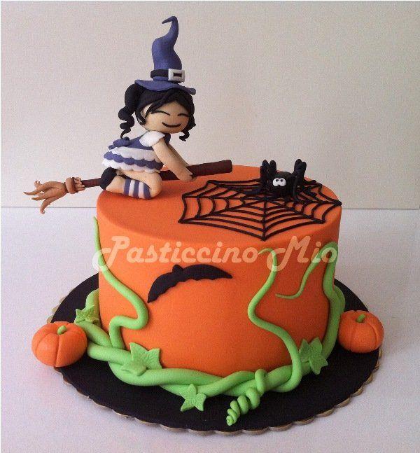 Halloween Cake - by PasticcinoMio @ CakesDecor - cake decorating - decorating halloween cakes