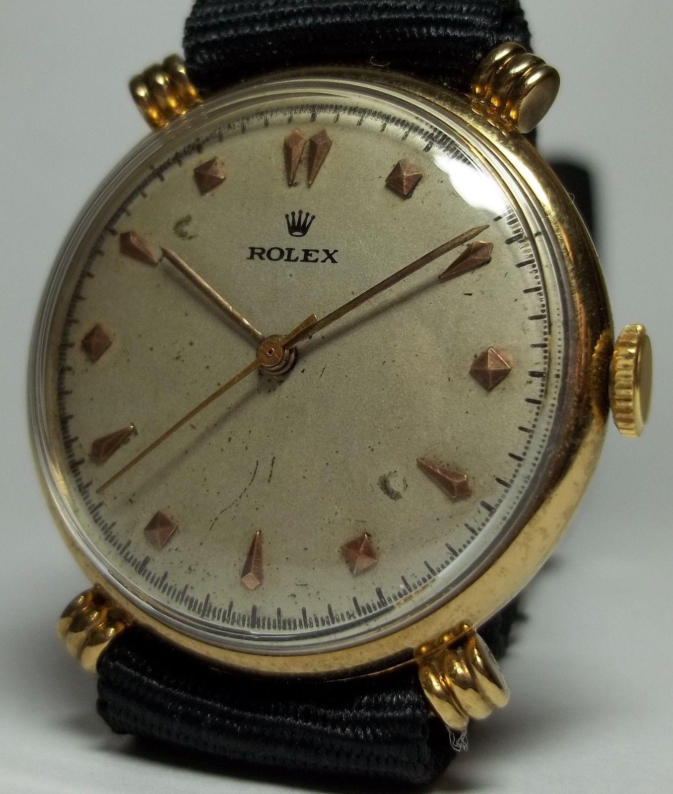 Rolex Marconi Art Deco Fancy Case Barrel Lugs Manual Wind Mans Watch Watches For Men Rolex Shop Rolex