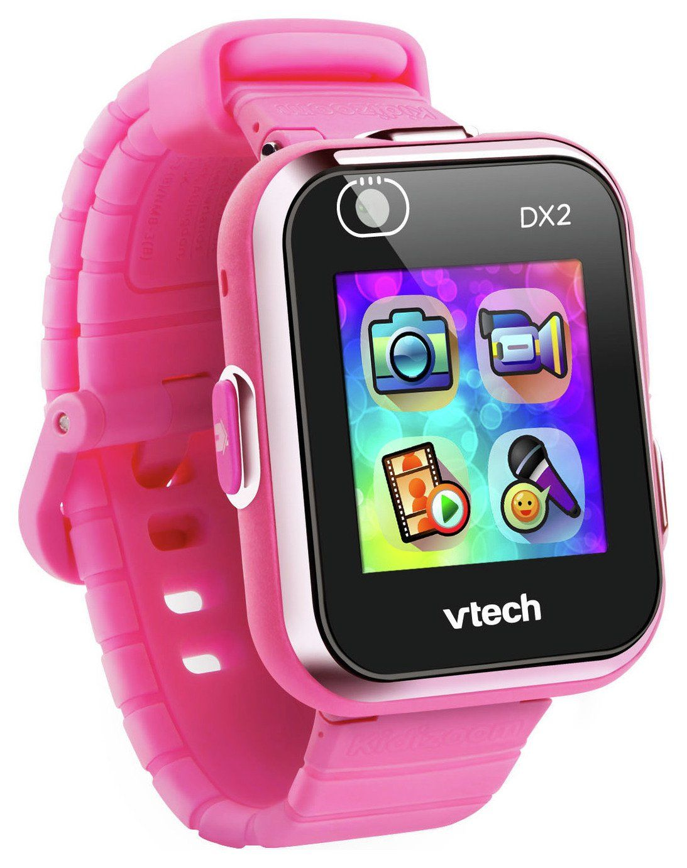 Buy vtech kidizoom dual camera smart watch pink