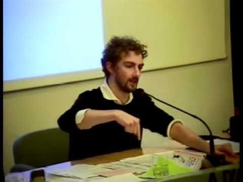 Alessandro D'Avenia - Incontro sull'educazione a Torino