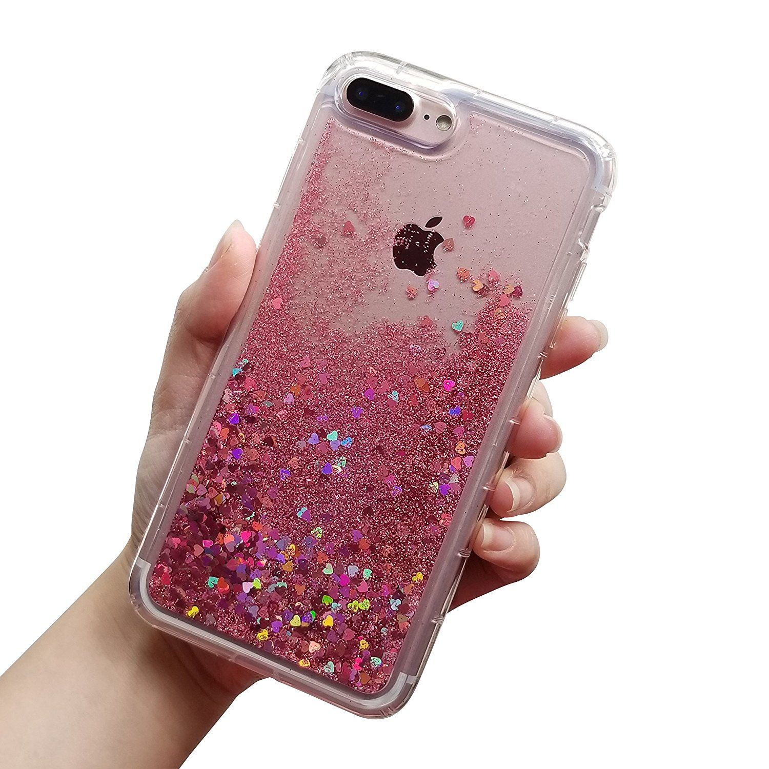 7 Plus case by Insten Waterall Liquid