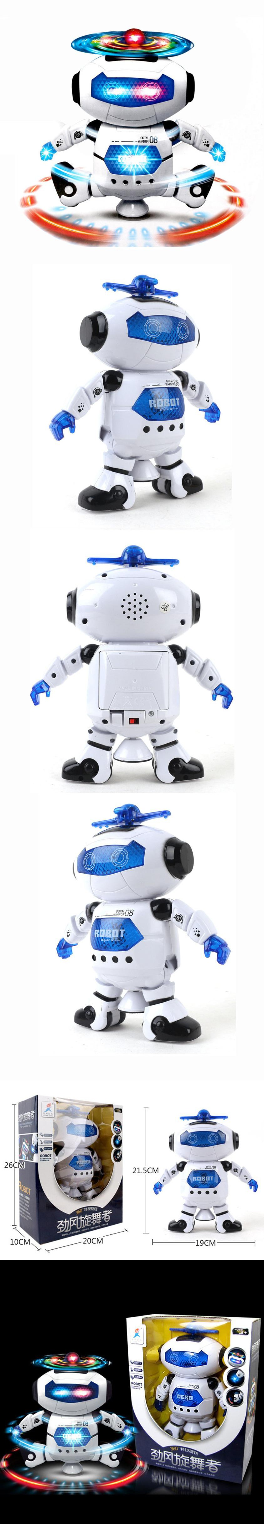 Best seller Electronic Walking Dancing Smart Space Robot Astronaut