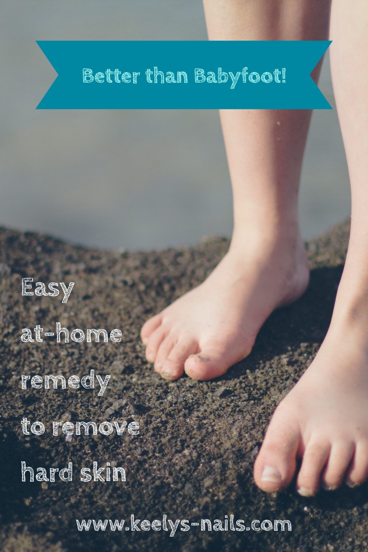 How to remove hard skin from feet easy cheap home remedy