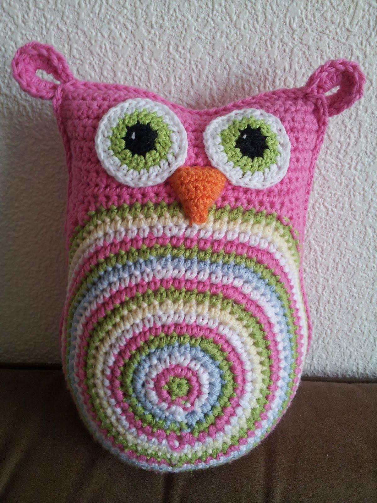 Emlansemlans kreativa lilla blogg: Ugglebeställning | Crochet ...