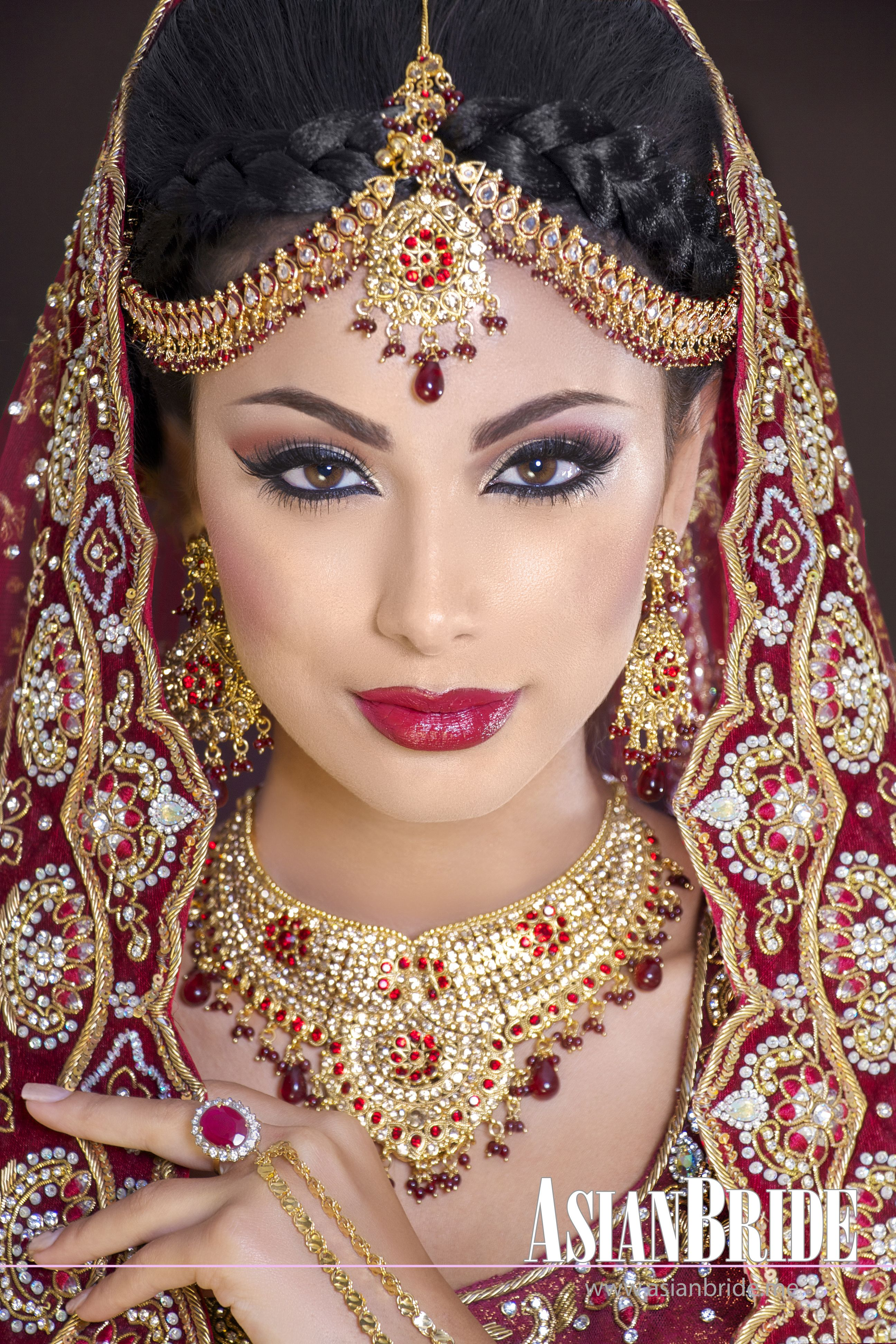 Indian Couture, Fashion, Jewelllery, Styling, Make up, Asian Bride ...