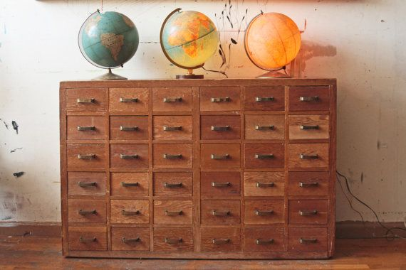 Drawer Wood Storage Unit Dresser By Othertimesvintage On Etsy Wow The Things I Could