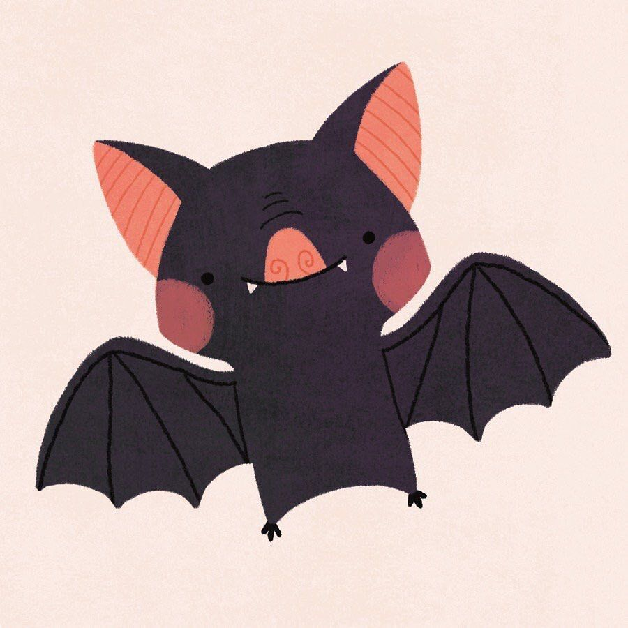 Next Up In Our Fall Halloween Alphabet Is This Cutie B For Bat