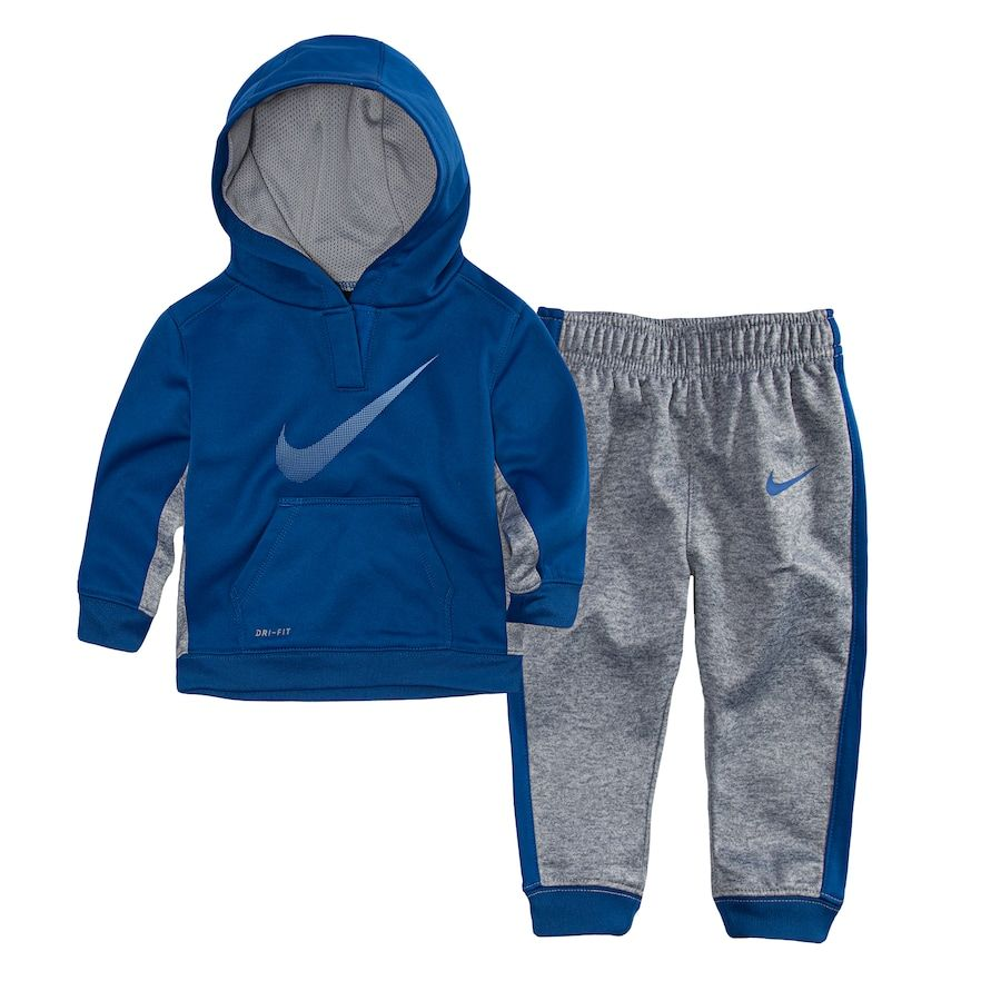 Boys Athletic Hooded Tracksuit New Kids Jumper Jogging Bottoms Set 6-12 Months