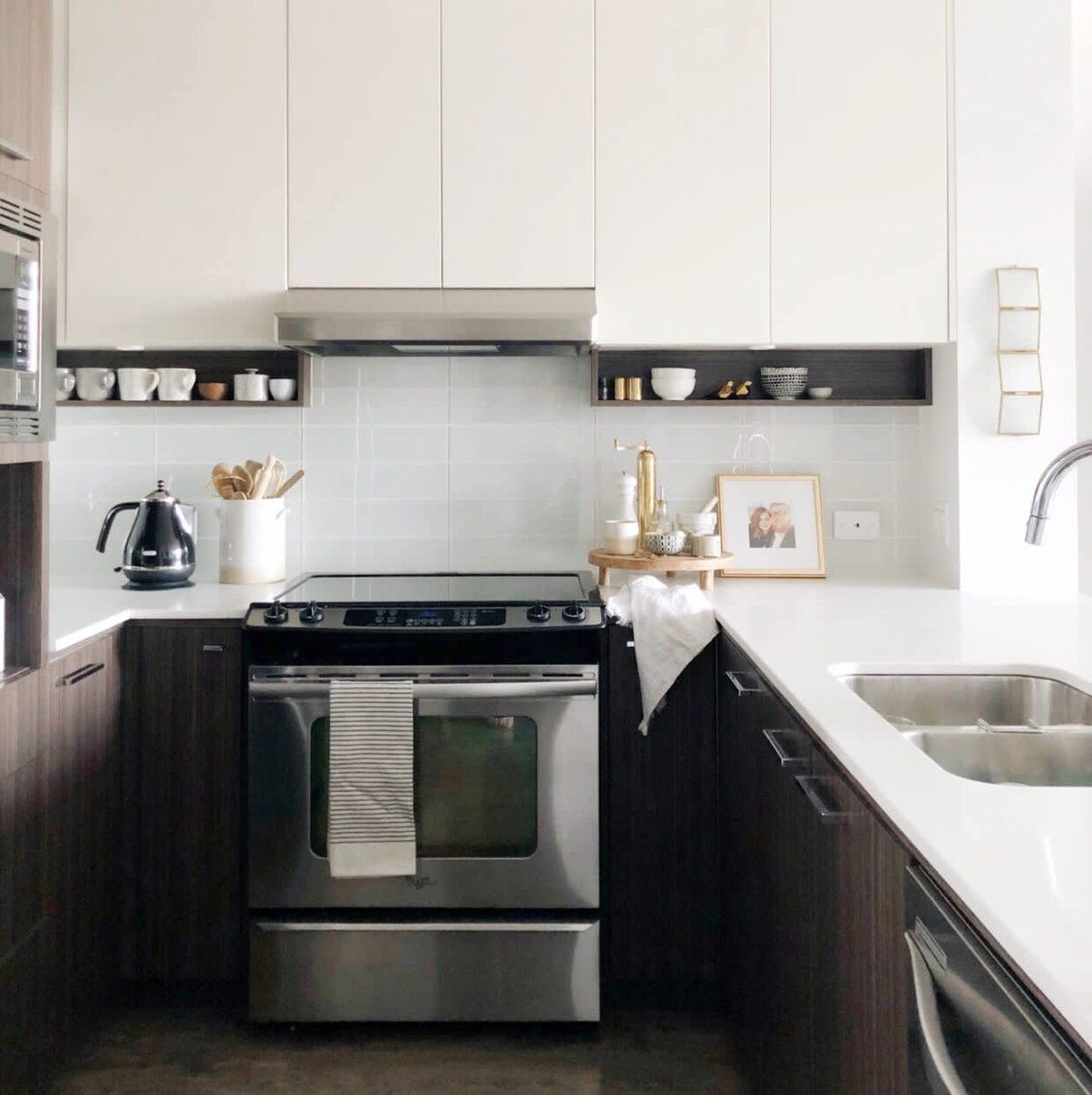 A $12 Upgrade Makes This Home's IKEA Cabinet Look More ...
