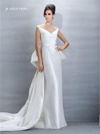 My beautiful Jesus Peiro wedding dress, made perfect by Morgan ...