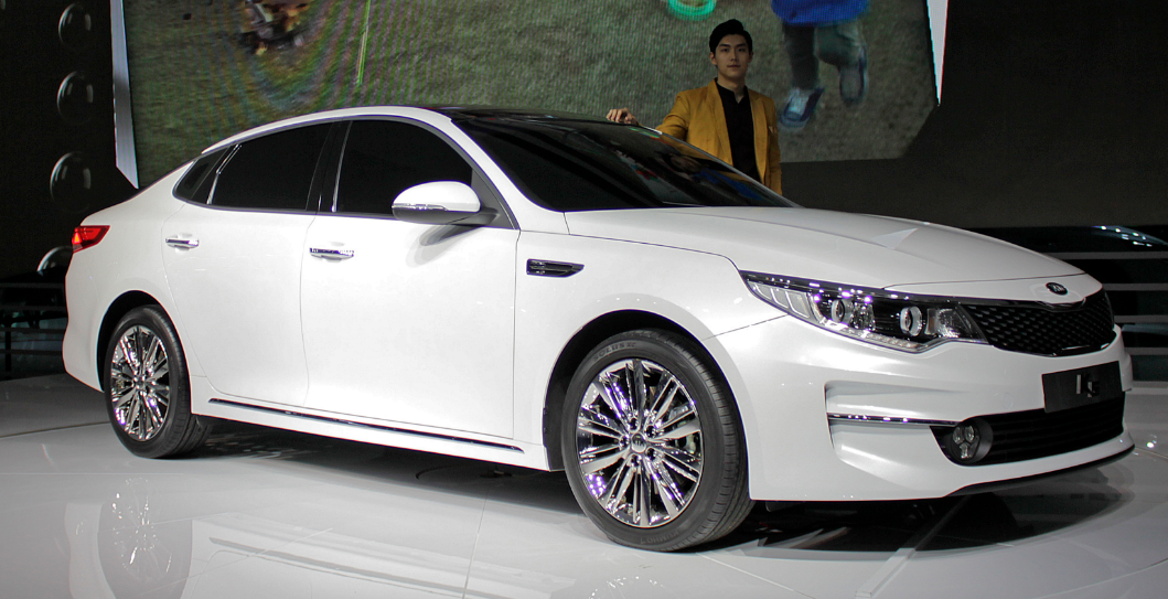 2020 Kia Cadenza Release Date This Moderate Whole Body Also Can