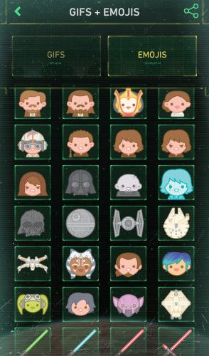 Star Wars Emoji Let You Express The Power Of The Force