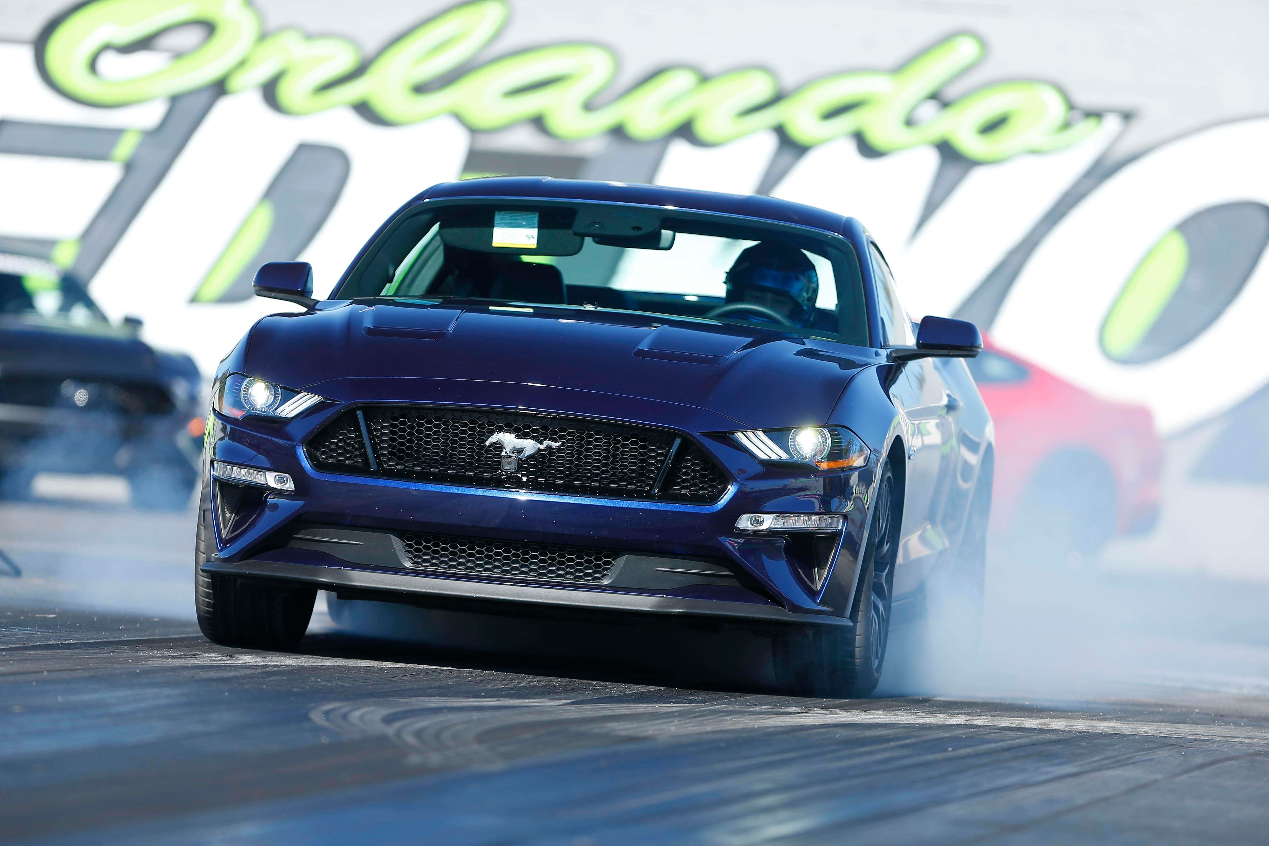 Bone Stock 2018 Mustang Gt Automatic Runs 11 83 119 51 Mph